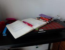Notes & Cursive