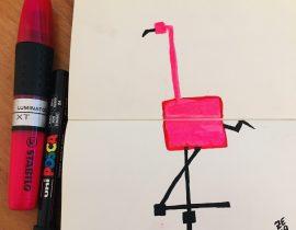 Pinky Flamingo