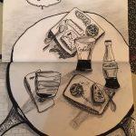 Pause café à Häagen-Dazs