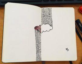 """"""" Raining… Not raining """""""