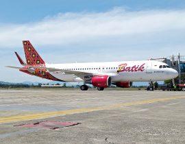 Batik Air Terbang Langsung ke Penang dari Jakarta