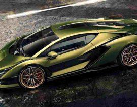 Lamborghini Hypercar Limited Edition
