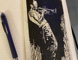 Jazz musician -early draft