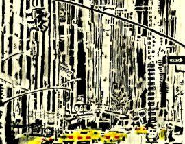 Before Manhattanhenge – improved draft