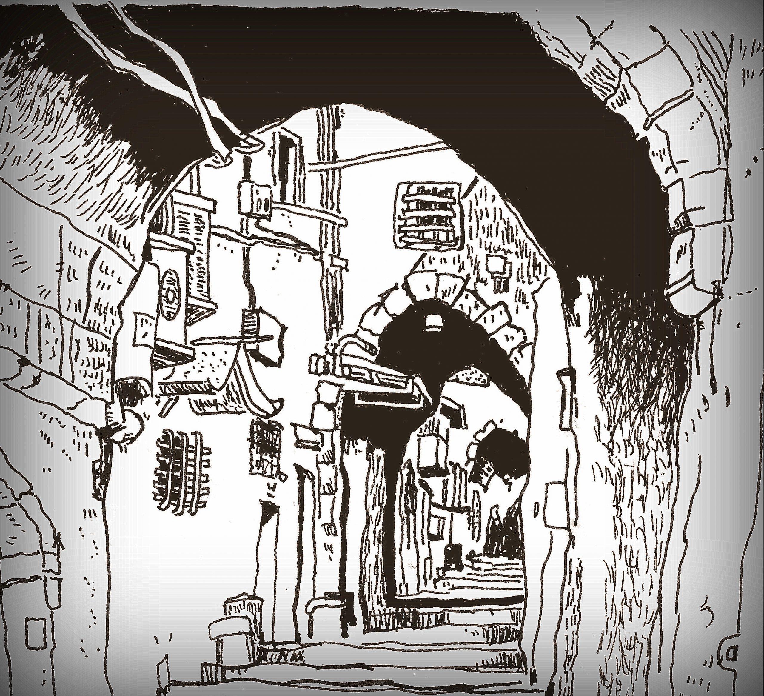 Arabic Quarter – Old Jerusalem