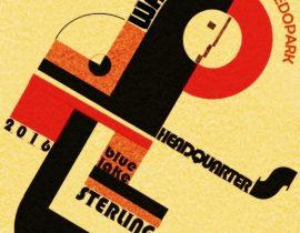 Bauhaus concept poster