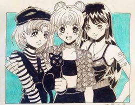 Sailors daylife