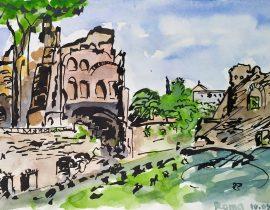 Palatino, Roma, 10.09.19