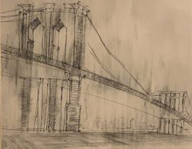 Brookyn Bridge, draft 02.19.20