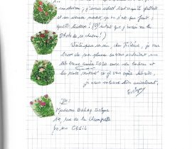 Evelyne BALAY lettre du 14.01.2020 page 2