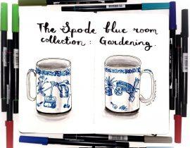 Spode coffee mug
