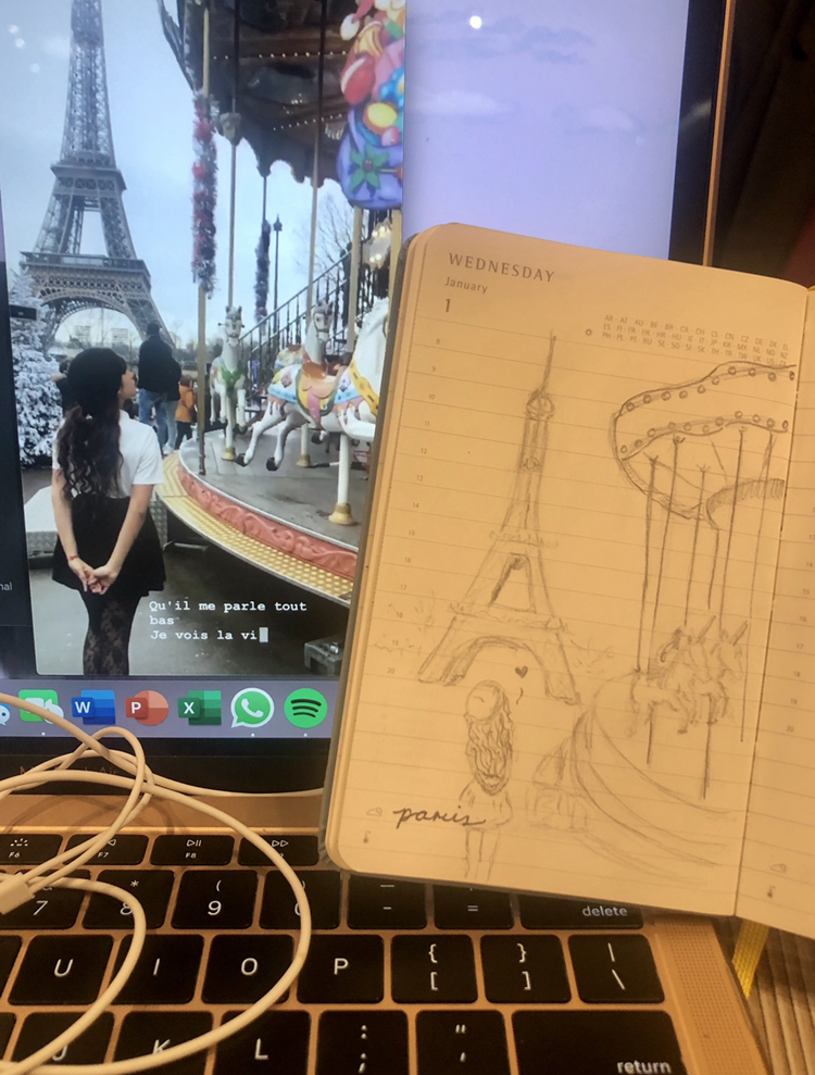 We always have Paris!