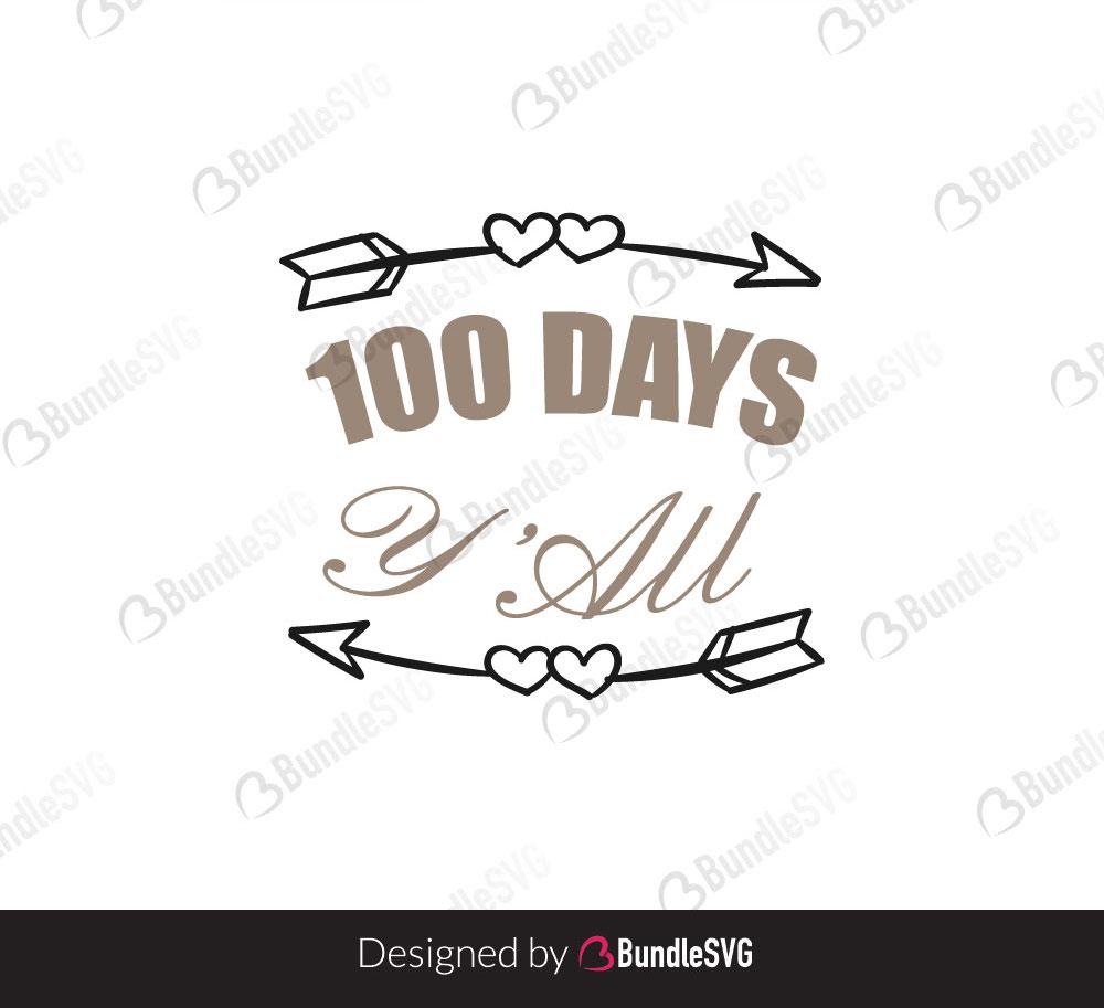 100 Days Y'All