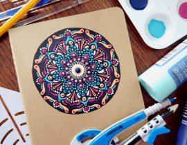 Summer Daze Mandala Cashier cover