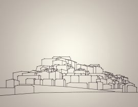 fortified hill