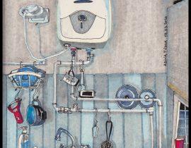 Kitchen – water heater