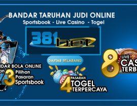 Jasa judi online terbaik asia381.com untuk menang