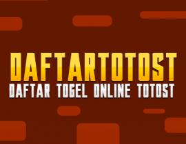 daftar togel online deposit murah hanya 10rb di totost88.com