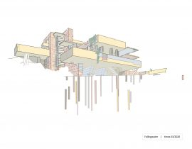 Fallingwater by FLW | smoother edges