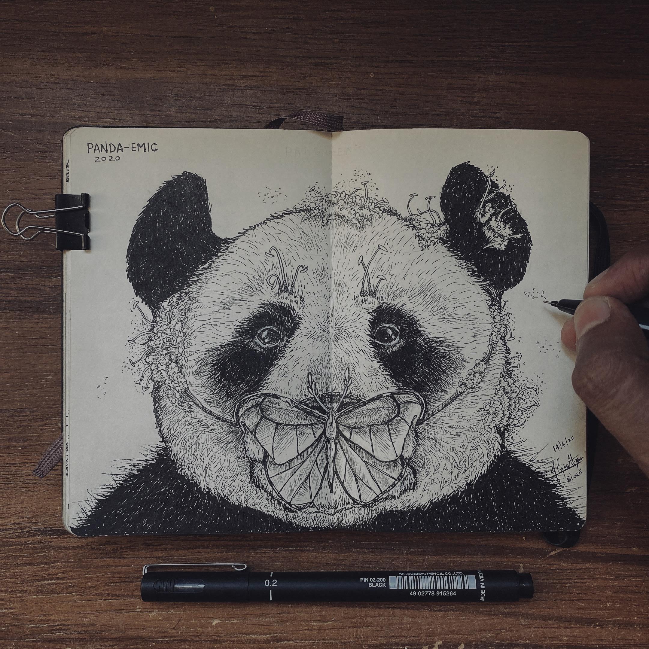 Panda-emic Lockdown Extended