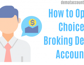 How to Open Choice Broking demat Account online