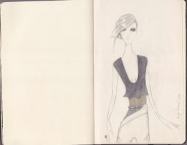 Fashion illustration 49