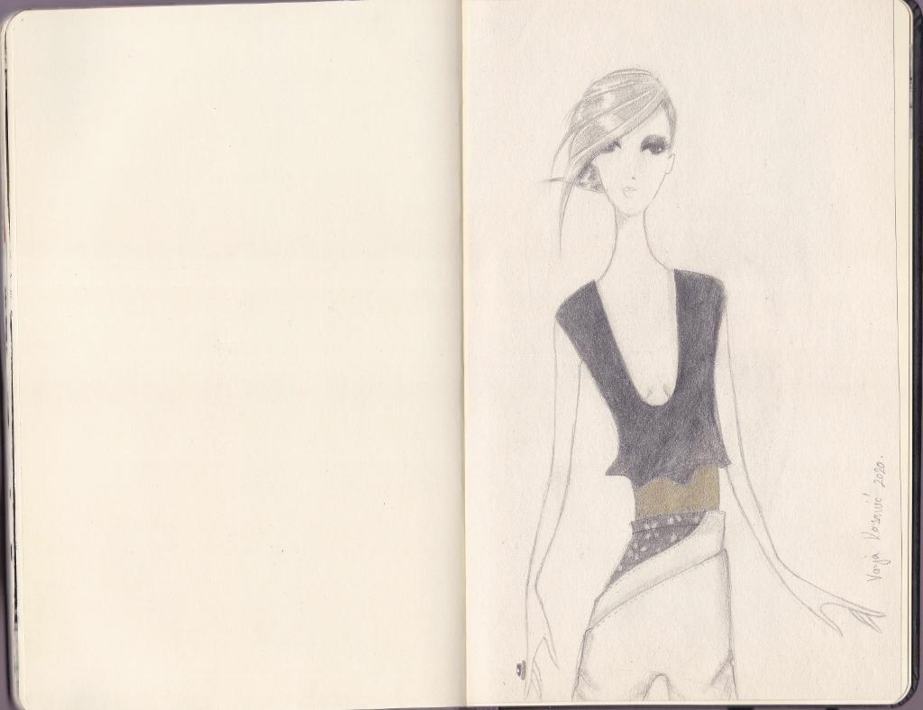 Fashion illustration 49