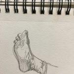 Foot Study #4