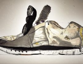 re-figuring athletic shoes | in quarantine