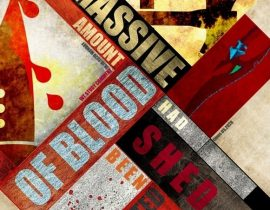 massive amount of blood shed | version 5