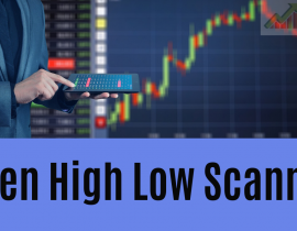 Open High Low Scanner