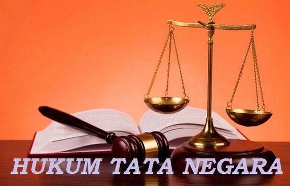 Memahami Hukum Tata Negara