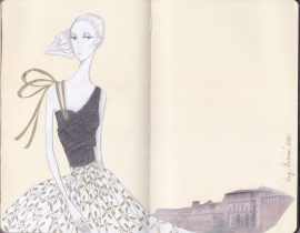Fashion illustration 51