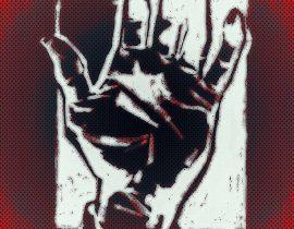 the hand itself