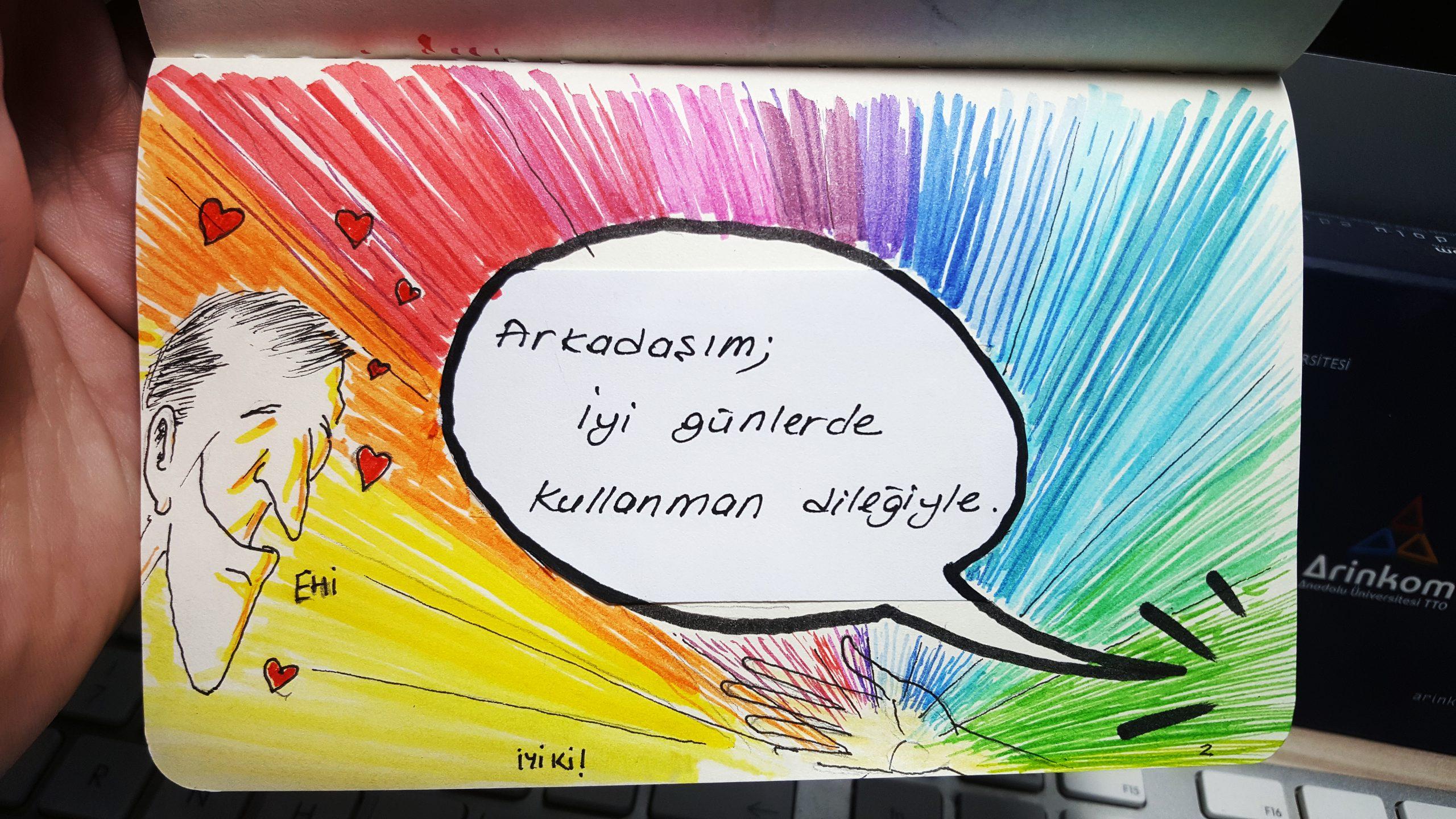 Gifting Rainbow