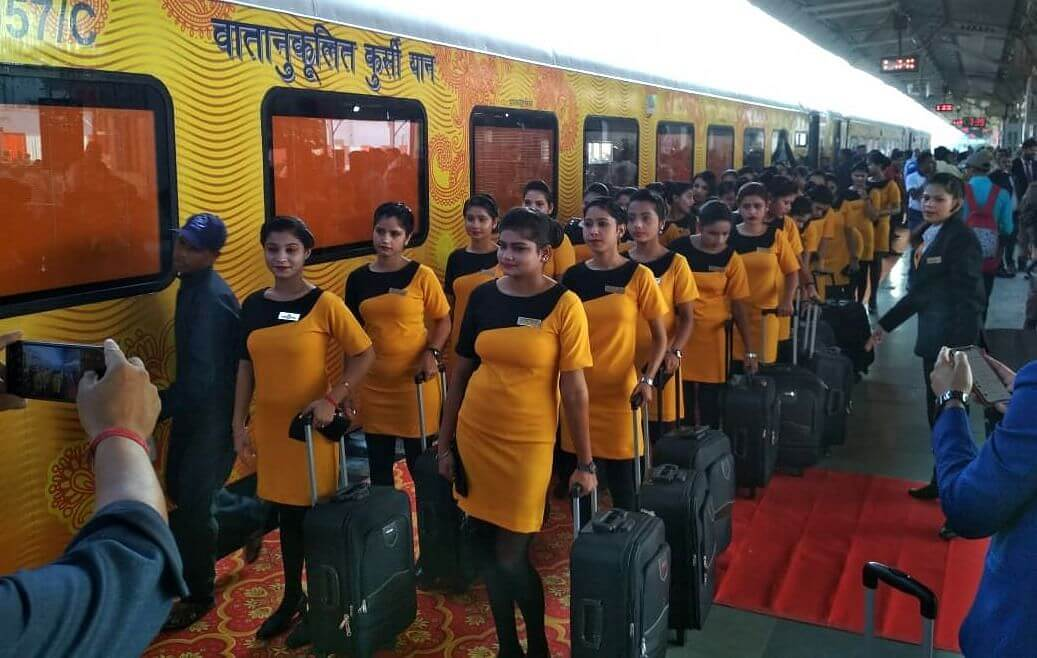What are Best Well Maintained Train in Indian Railways?