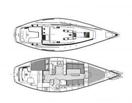 Catalina 38 | the decks