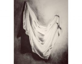 a shroud of mystique