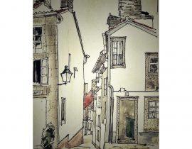 Scottish alley