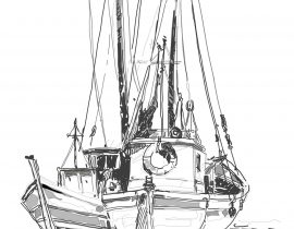 fishing boats | version 07.02.2020