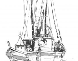 fishing boats \ version 07.03.2020