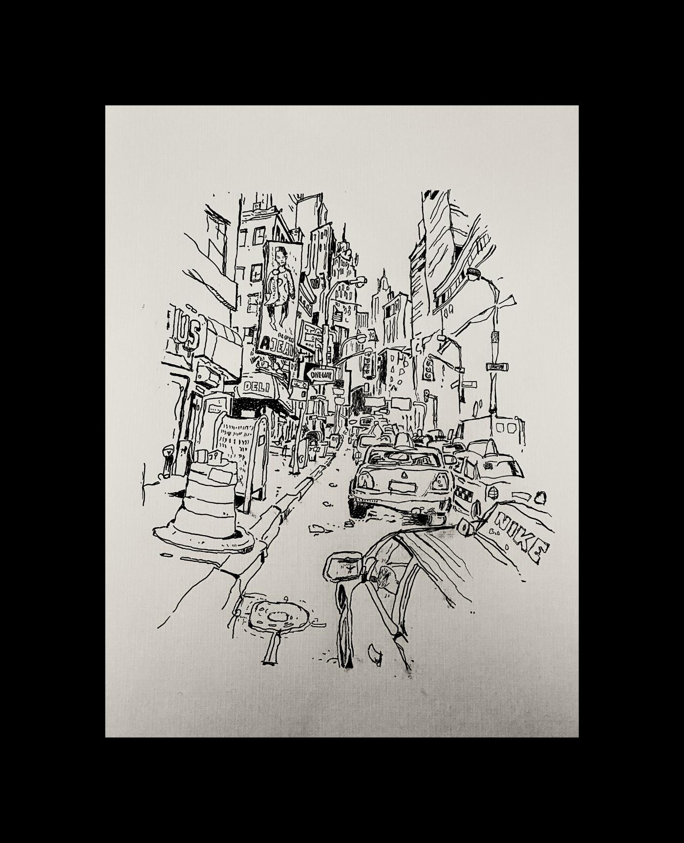 visualizing a vibrant city