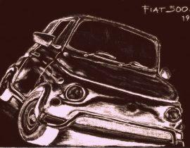 Fiat 500cc | aug 07 2020