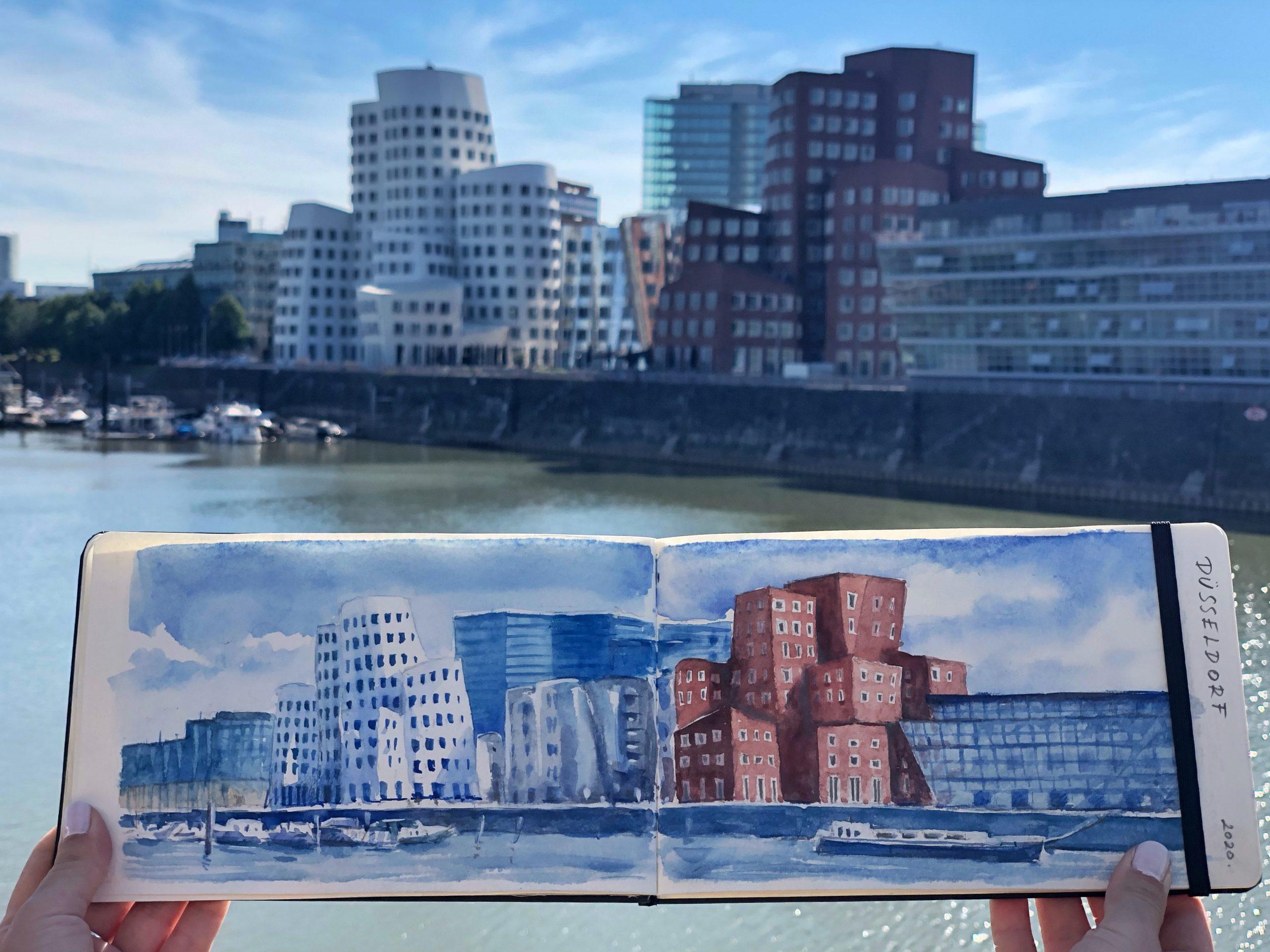 Düsseldorf Media Harbour