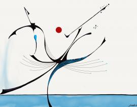 Flight of Water