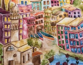 The Colorful Gem of Cinque Terre