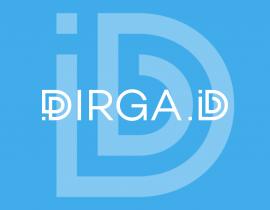 Dirga ID Logo