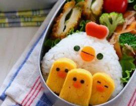 Makanan Paling Enak Nasi Bento