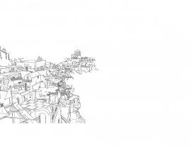Santorini canvas   09.09.2020