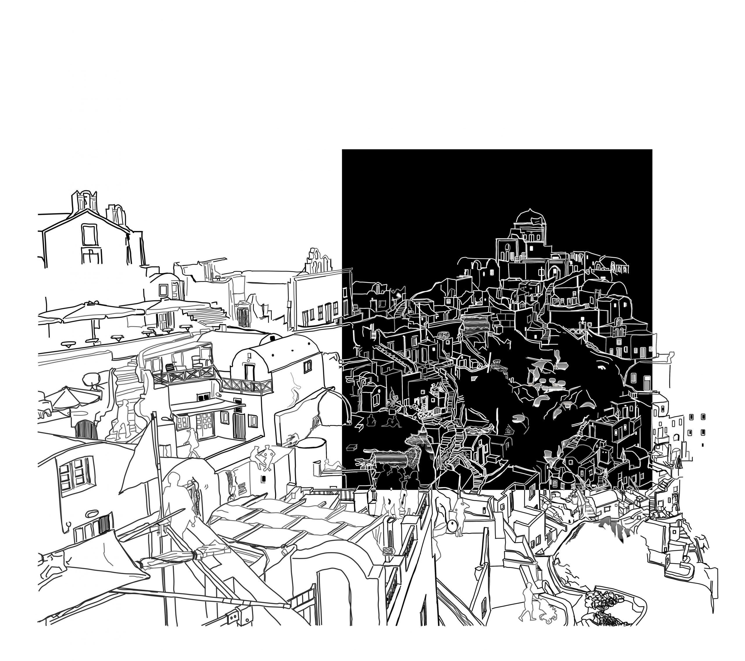 Santorini canvas | interim trial | 09.24.2020